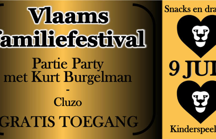 Vlaams familiefestival