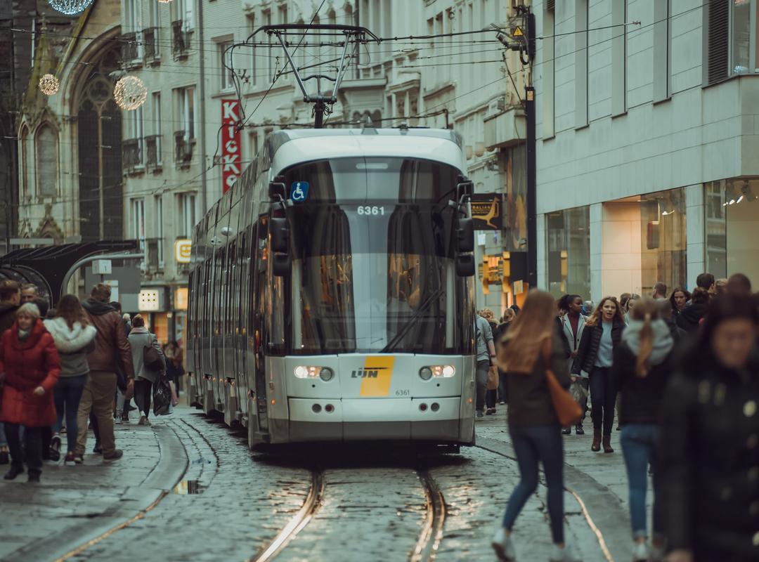 Tram Veldstraat